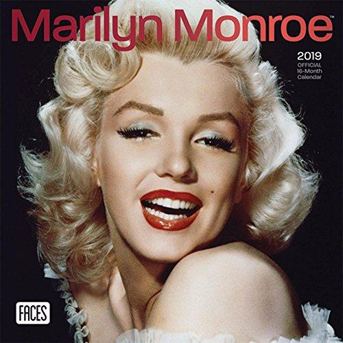 Marilyn Monroe Mini - Marilyn Monroe Mini Wall Calendar, Female Movie Stars by BrownTrout
