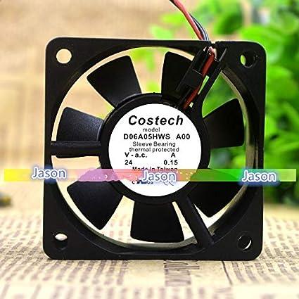 Amazon com: for COSTECH D06A05HWS A00 DC24V 0 15A 6CM Inverter