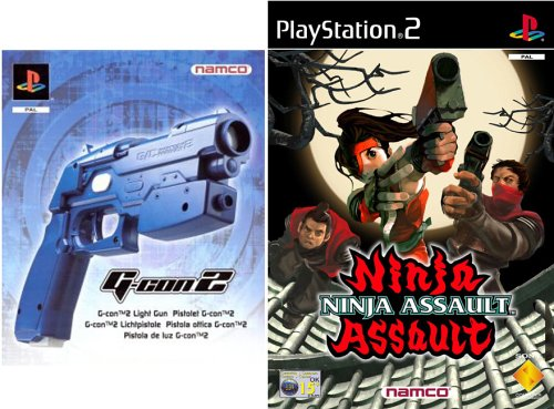 Ninja Assault / Gcon 2 Bundle [PlayStation2][Importación ...