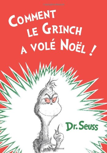 Comment le Grinch a volé Noël: The French