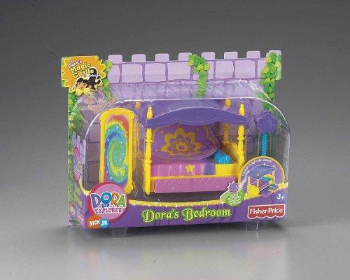 Doras Magical Bedroom Fisher-Price Bedroom Playset