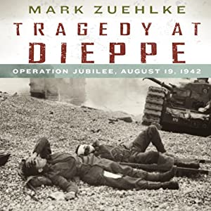 Tragedy at Dieppe Audiobook