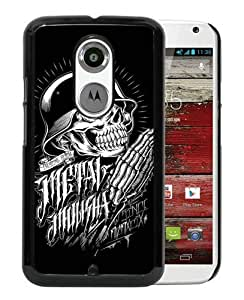 Metal Mulisha 2 Black Moto X 2nd Generation Screen Phone Case Nice and Genuine Design