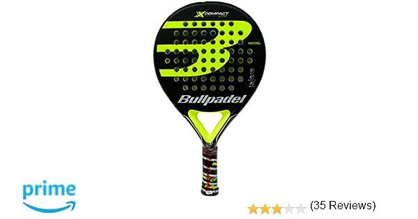 Pala de pádel Bullpadel X-Compact LTD Yellow: Amazon.es: Deportes ...