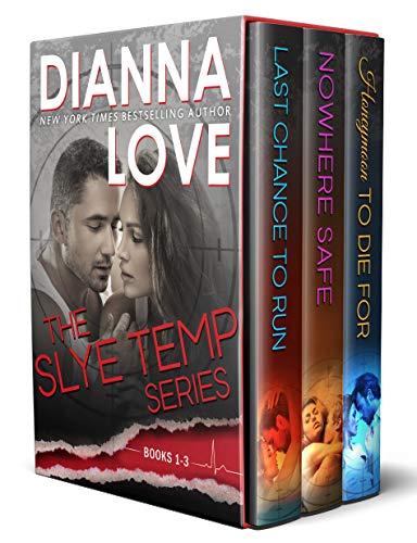 (Slye Temp romantic suspense series Box Set: Slye Temp Books 1-3 )
