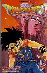 Dragon quest. La quête de Dai, tome 34 par Riku Sanjô