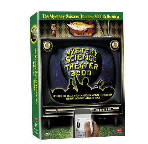 The Mystery Science Theater 3000 Collection, Vol. 7 (The Killer Shrews / Hercules Against the Moon Men / Hercules Unchained / Prince of Space) by Rhino Home Video