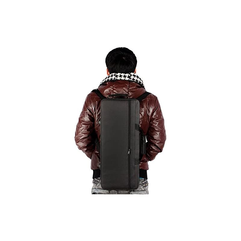 Water-resistance Gig Bag Box Backpack Ca