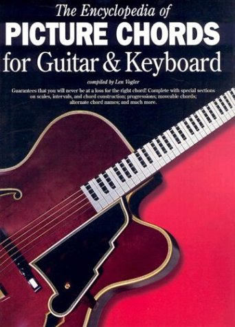 - Encyclopedia of Chords for Guitar & Keyboard