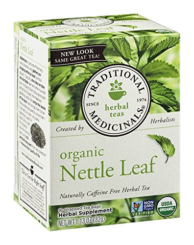 Traditional Medicinals Nettle 16 Count Boxes product image