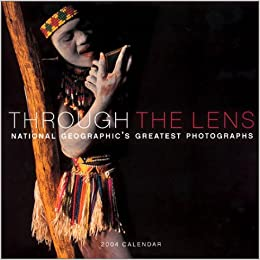 through the lens 2004 wall calendar