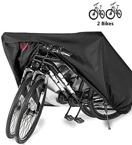 More Mile Waterproof Bike Cycle Cover 2 in 1 Carry Bag and Bicycle Storage Cover