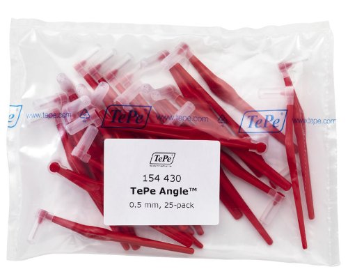 TePe Interdental Brush Angle 0 5mm