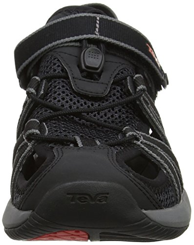 Rosa Women's W Field Black and Multicolour Shoes Teva Track Coral EaFPxTWEq