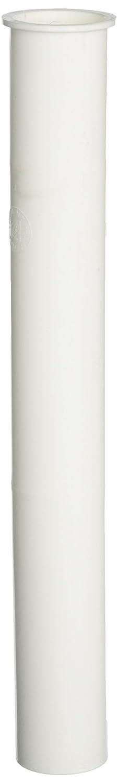 Plumb Craft Waxman 7672200T Kitchen Sink Tailpiece White Jensen Home Improvement 1-1//2-Inch by 12-Inch