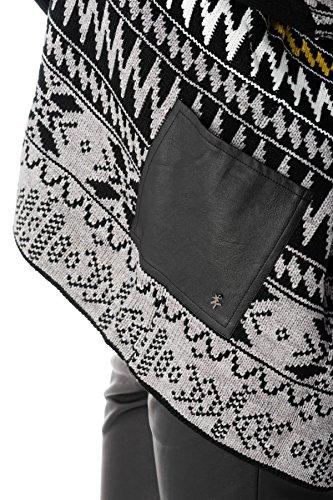 Kaporal - Cárdigan - para mujer gris