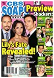 CBS Soaps In Depth Magazine September 17 2018 Bryton James Christel Khalil Daniel Goddard Young and the Restless Fall Preview Shockers