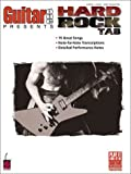 Guitar One Presents Hard Rock Tab, , 1575605694
