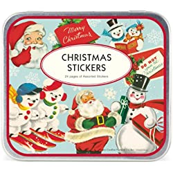 Cavallini & Co. Christmas Stickers