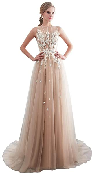 Long Length Formal Dresses