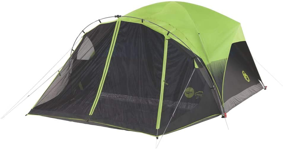 Coleman Carlsbad 4 Person Tent with Screen Room
