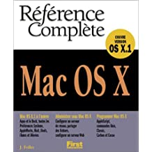 MAC OS X RFRENCE COMPLÔTE