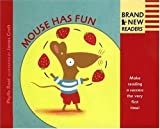 Mouse Has Fun, Phyllis Root, 0763613576
