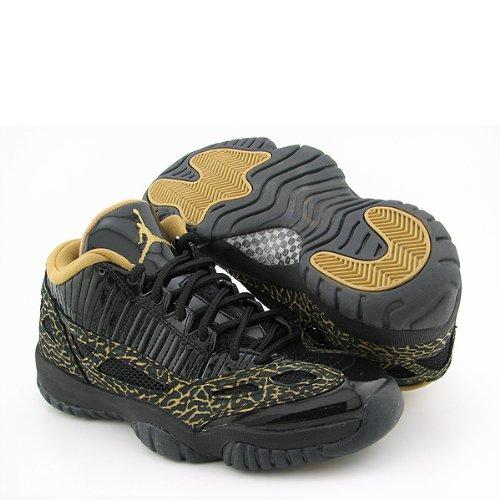 Nike Air Jordan 11 Retro Vintage Sneakers Women Shoes 316318-071 (7.5 W US)