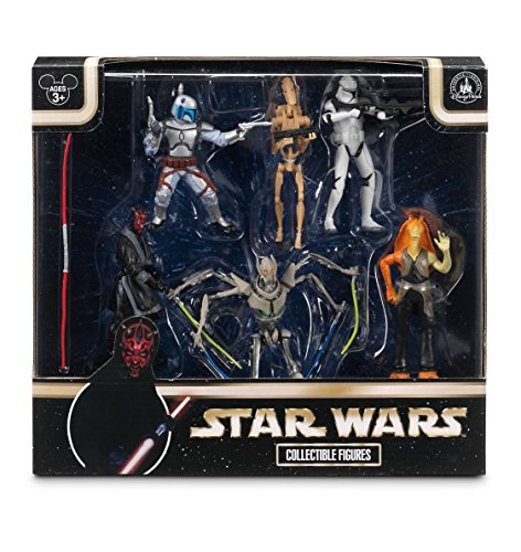 Star Wars Exlusive Villians Figurine