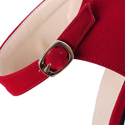 Fashion HeelPump Shoes - Zapatos de tacón  mujer Red