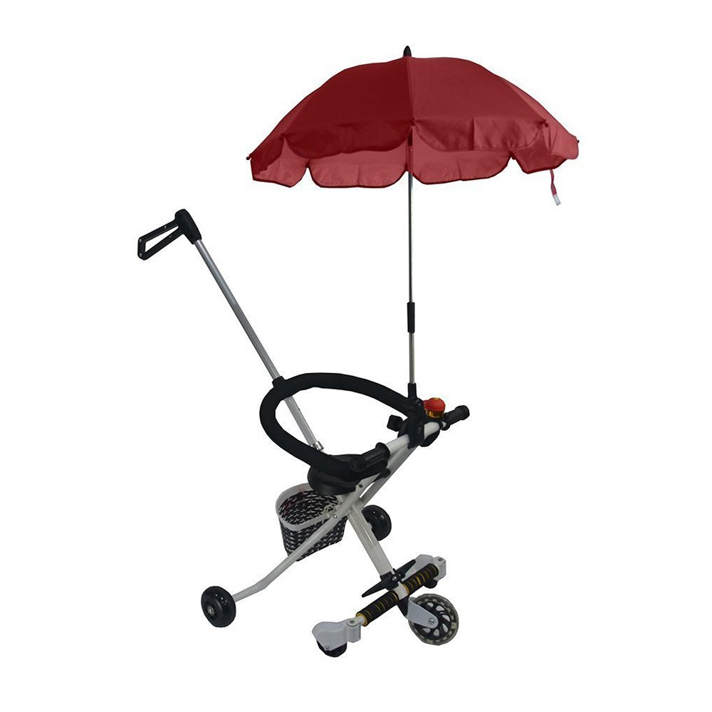 Umbrella Stroller-Red Color by Toytexx