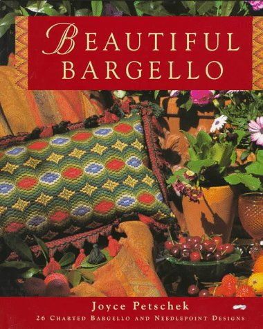 Blue Needlepoint (Beautiful Bargello: 26 Charted Bargello and Needlepoint Designs)