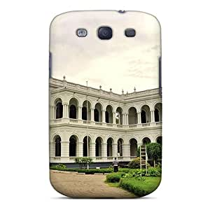 New Style Tpu S3 Protective Case Cover/ Galaxy Case - Museum Colombo