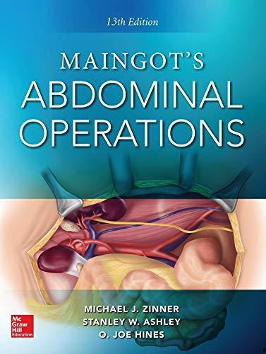 Maingot's Abdominal Operations. 13th - Operations Maingots Abdominal