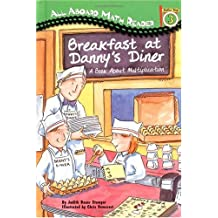 Amazon judith bauer stamper books biography blog audiobooks breakfast at dannys diner a book about multiplication all aboard math reader fandeluxe Image collections