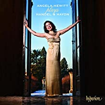 Angela Hewitt in Recital
