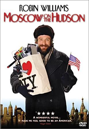 Amazon.com: Moscow on the Hudson: Robin Williams, Maria Conchita Alonso,  Cleavant Derricks, Paul Mazursky, Paul Mazursky, Columbia Pictures: Movies  & TV