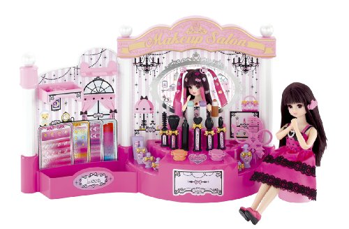 Lica chan Makeup Salon set (doll not included) [JAPAN]