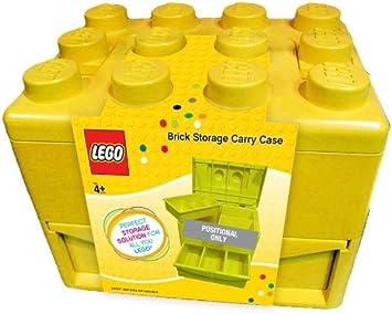 LEGO Carry - Caja de almacenaje: Amazon.es: Juguetes y juegos