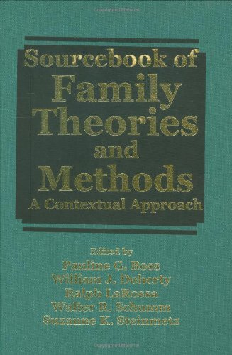 Download Sourcebook of Family Theories and Methods: A Contextual Approach Pdf