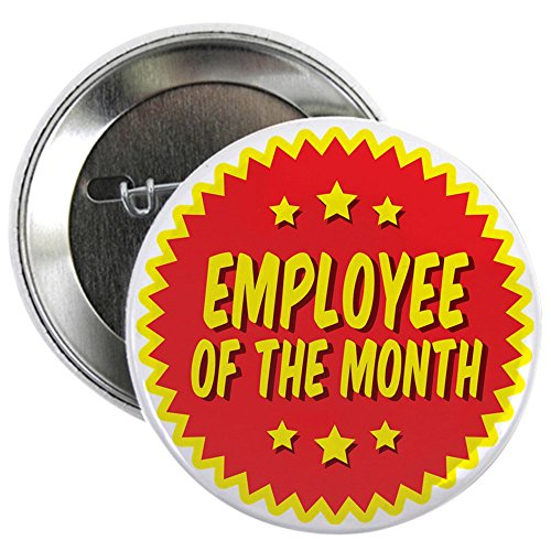 CafePress - employee-of-the-month-001 2.25' Button - 2.25' Button