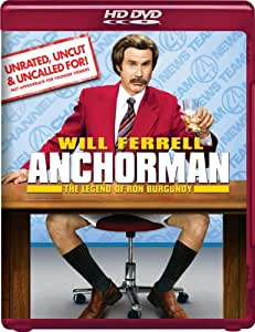 Anchorman: The Legend of Ron Burgundy (Unrated DVD Version) [HD DVD]