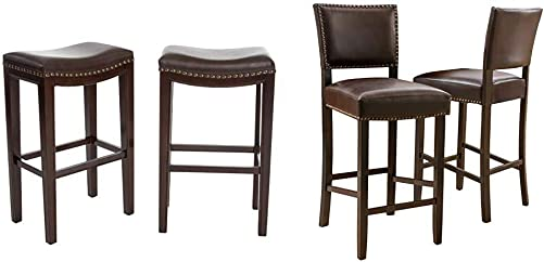 Christopher Knight Home Avondale Backless Bar Stool