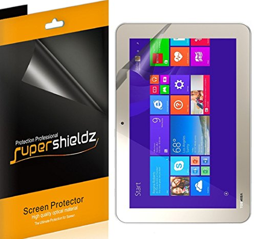 ([3-Pack] Supershieldz- High Definition Clear Screen Protector for Toshiba Encore 2 WT10-A32 10