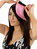 Topgee Pretty Girls Clip On Clip In Front Hair Bang Fringe Hair Extension Piece Thin