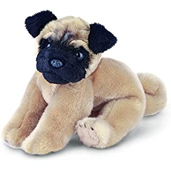stuffed animal pug amazon com lil kinz webkinz pug ganz toys games 192