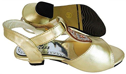 Princess Mädchen Tj-65 Synthetisch Förmliche Schuhe