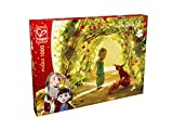 Hape The Little Prince Garden of Roses Puzzle