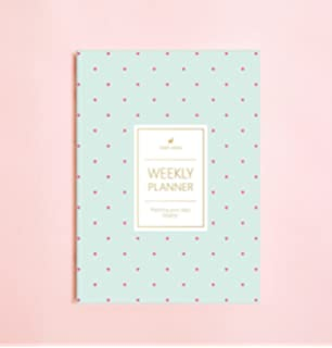 Portátil, Welcomeuni Molang Diary Planificador Semanal ...