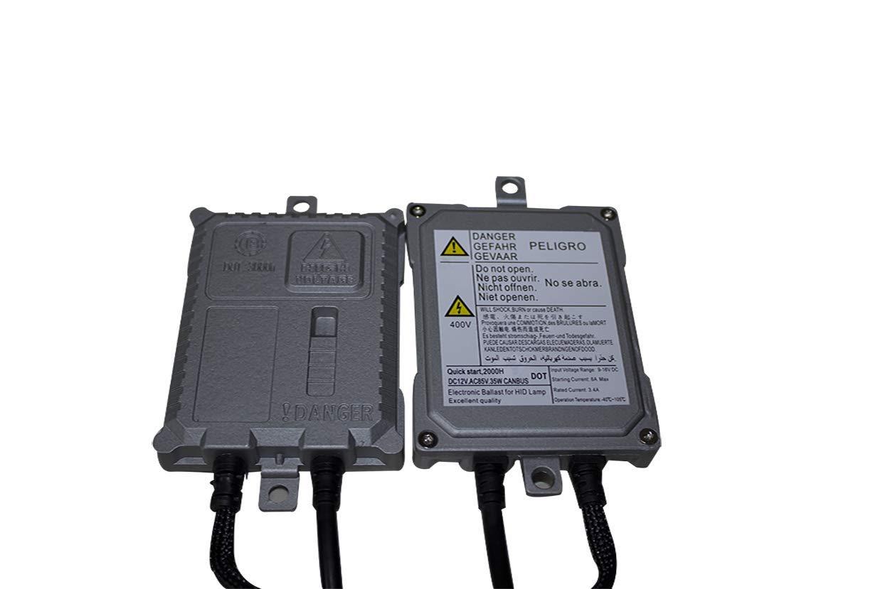 H7 H7R Xenon HID Conversion Kit Slim 35W Budget Canbus For VW Passat CC 2008-On